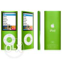 ipod nano 4 green for sale