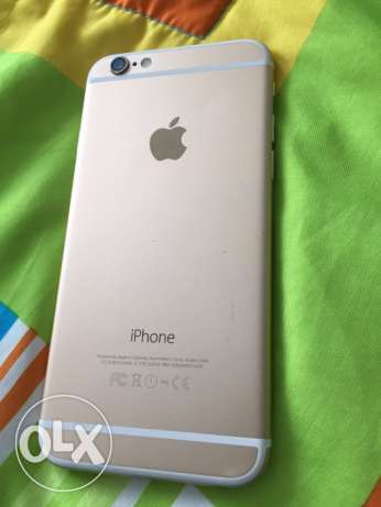 Gold color iphone 6 16gb