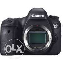 Canon Dslr and materials for sale