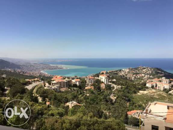 4 Bedroom in Kfour with view of Jounieh Bay كسروان -  1