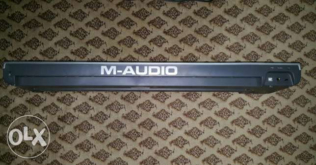 M-Audio key studio 4 octave in a good condition to sale راس  بيروت -  1