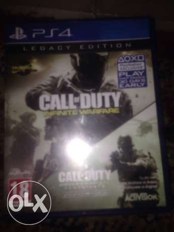 call of duty infinity warfare plus remasterd