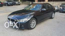 BMW 320 from bassoul & hneine model 2012 new look only 39000KM as new
