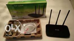 TP-link wireless N router 450 mbps