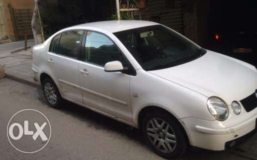 Volkswagen Polo 1.4 v. good condition