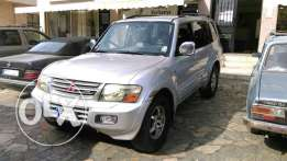Mitsubishi , full option, good condition lether seats