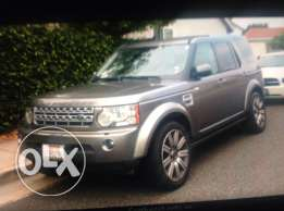 2011 Land Rover lr4 luxury California