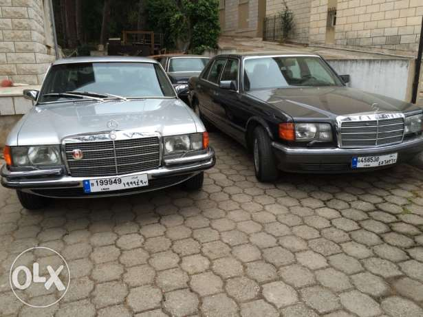 Collections mercedes cars
