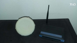 Internet modem+router
