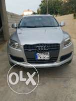 audi Q7/2007 full option