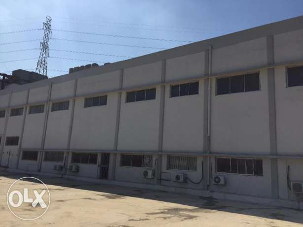 Warehouse for Rent in Zouk Mosbeh