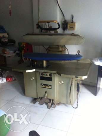 Press Heater for Clothes مصبغة - Brand new