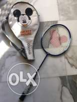 Mickey Mouse Authentic Badminton Racket