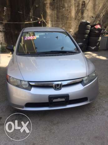 Honda Civic model 2007 agnabeye 9500