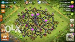 3 coc for Sale 2 th9 and th 8