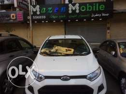 ford ecosport 2014 clean car fax automatic