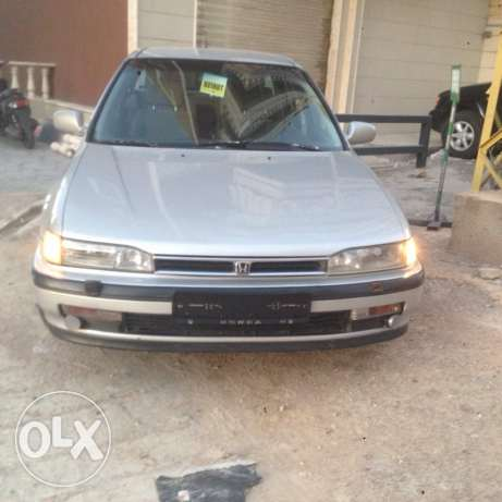 Honda accord model 92 full option b7ala momtaza