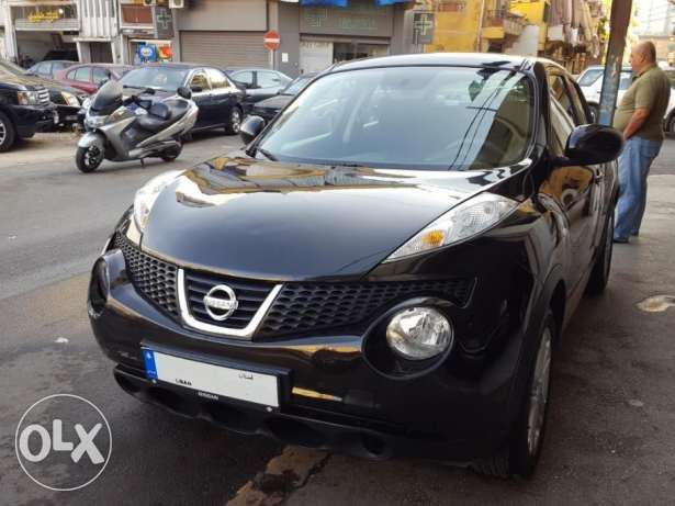 Nissan Juke 2013 Automatic Black/Black RYMCO Source & Maintenance أشرفية -  2