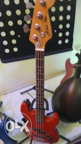 Action 2002 bass guitar