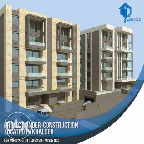 BAS Real Estates ( Project Under-Construction Located in khaldeh)