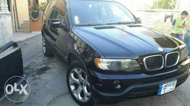 bmw for sale النبطية -  2