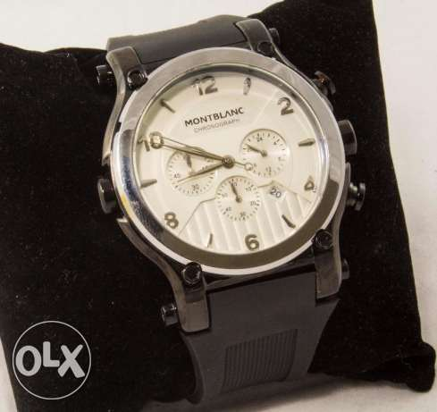 MontBlank Watch مصطبة -  1