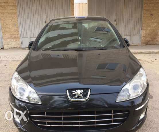 Peugeot 407 year 2011