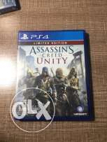 Assasin's Creed unity for sale .ps4