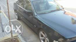 Bmw e39/ 525 look m5