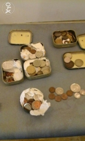 Very old money from around the world