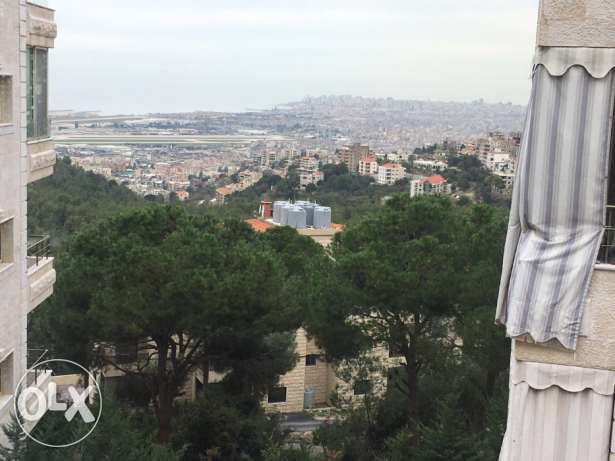 165 sqm Apartment for sale in Deir Kobel (With Mountain and Sea view) بشامون -  2