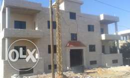 apartment for sale 2400 shm Baalbeck