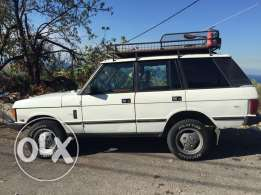 range rover 89 special. trade is available