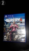 Ps4 game for sale farcry 4 very clean like new 23$