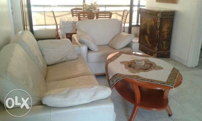 Salim salam furniture for rent 2 minutes away from down town البطركية -  1