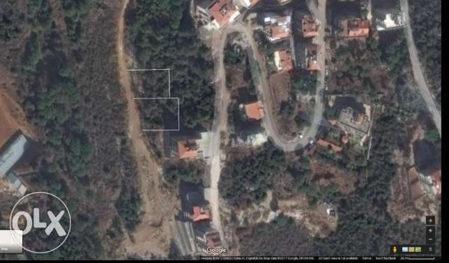 Two Pieces of Land in Daychounieh for Sale