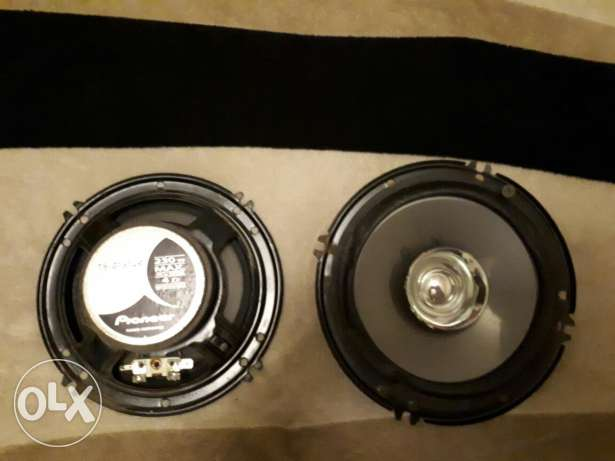 230 Watts Front Car Speaker
