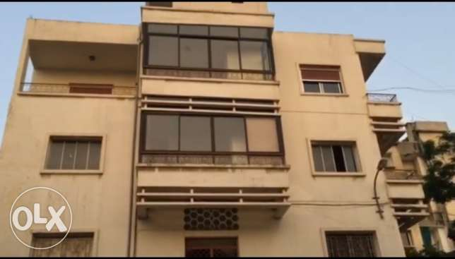 A 3 floors commercial building for rent بعبدا -  2