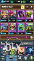 Clash royale arena 6 bade trade 3ala clash of clans town hall 7 or 8