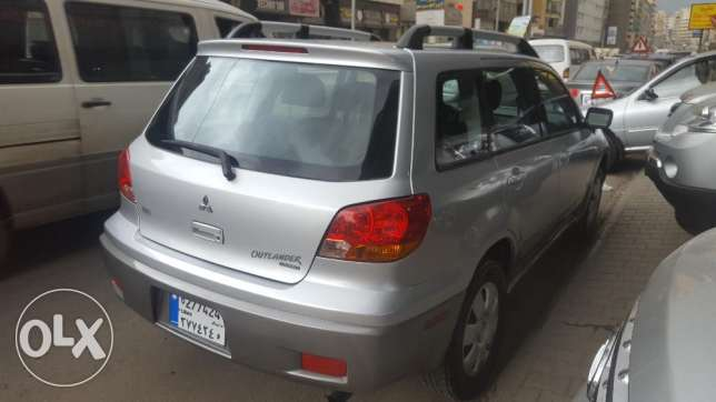 Mitsubishi outlander model: 2003 مار مخايل -  4