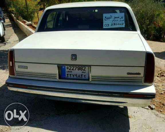 Oldsmobile Regency الشوف -  3