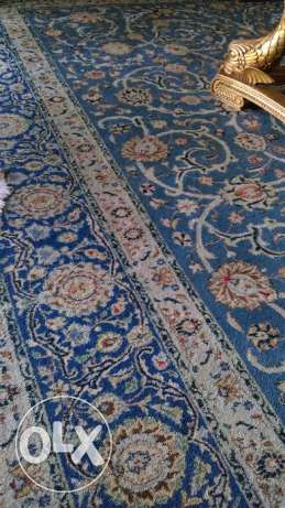 "Persian carpet 100% wool "" Kashan"""