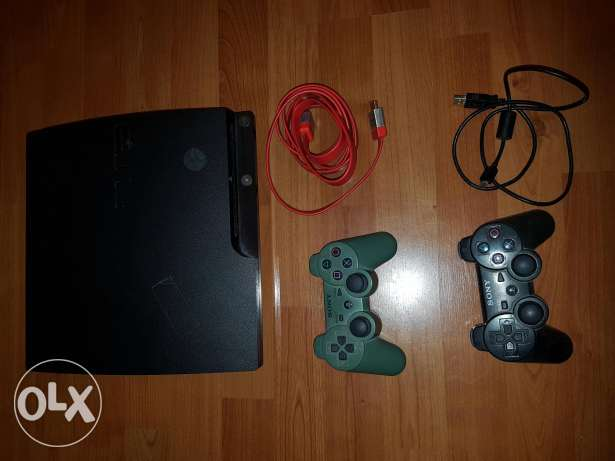 PS3 Slim 512 GB for Sale