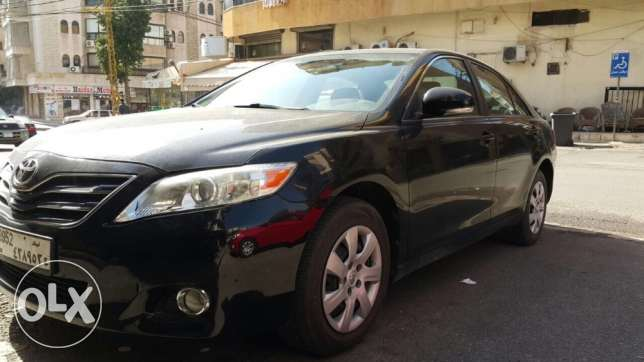 Camry 2010-company source -22000 km only