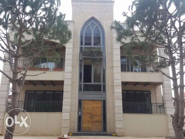 New 3 Bedroom Unfurnished Apartment in Aley (Al Zahar)