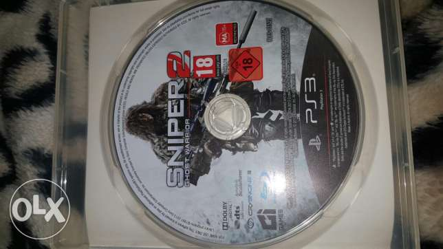 Ghost warrior sniper 2 ps3