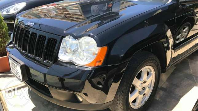 2008 Jeep Grand Cherokee - Ajnabeh