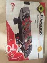 Flamingo smokeless barbecue