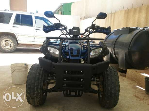 docker-F atv for sale