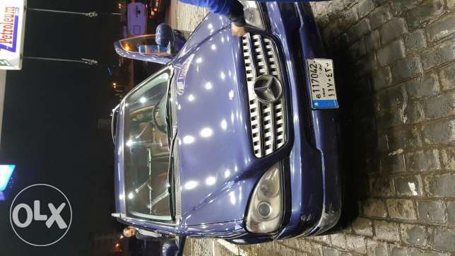 Mercedes ml.99 ndif trade accepted